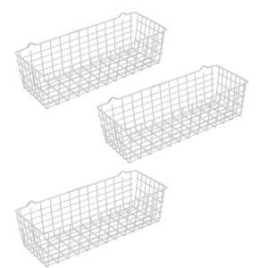 Set Of 3 Multi Purpose Hanging Baskets