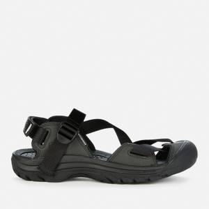 Keen Women's Zerraport II Sandals - Black/Black
