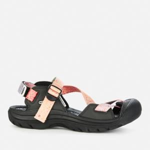 Keen Women's Zerraport II Shanti I Sandals - Multi/Black