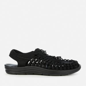 Keen Women's Uneek Sandals - Black/Black