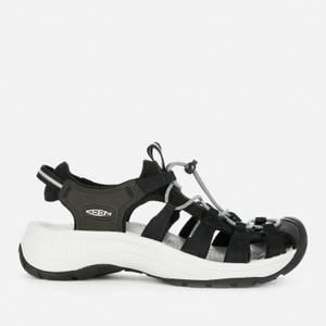 Keen Women's Astoria West Sandals - Black/Grey