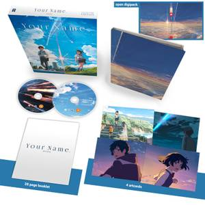 Your Name - 4K Ultra HD Collector's Edition (Includes 2D Blu-ray)