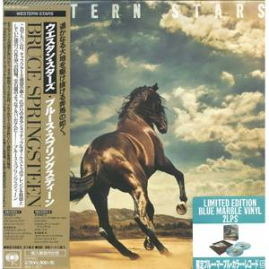 Bruce Springsteen - Western Stars LP Japanese Edition
