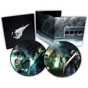 Final Fantasy 7 Remake And Final Fantasy 7 LP Set Japanese Edition