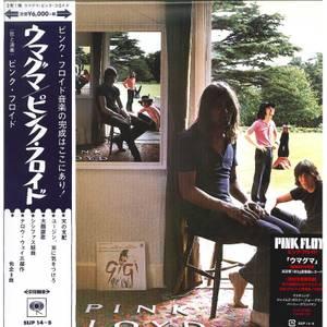 Pink Floyd - Ummagumma LP Japanese Edition