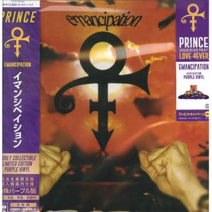 Prince - Emancipation LP Set Japanese Edition