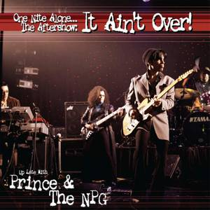 Prince & The New Power Gen - One Nite Alone... The Aftershow: It Ain't Over! (Up Late With Prince & The NPG) LP Japanese Edition