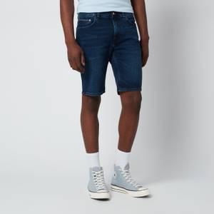 Tommy Hilfiger Men's Brooklyn 5 Pocket Denim Shorts - Bridger Indigo