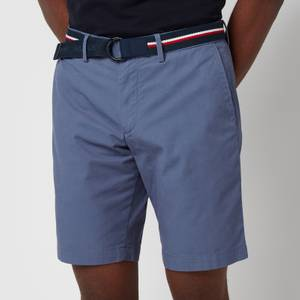 Tommy Hilfiger Men's Brooklyn Light Twill Shorts - Faded Indigo