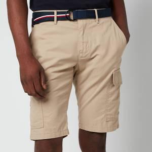 Tommy Hilfiger Men's John Cargo Shorts - Batique Khaki