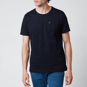 Tommy Hilfiger Men's Classic Pocket T-Shirt - Desert Sky