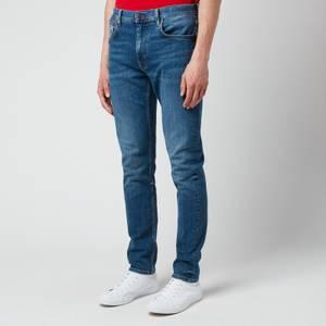 Tommy Hilfiger Men's Houston Tapered Denim Jeans - Memphis Indigo