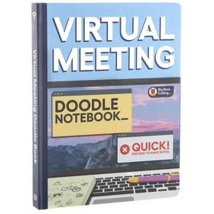 Virtual Meeting: Doodle Notebook