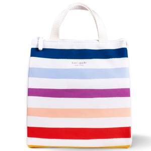 Kate Spade New York Lunch Bag - Candy Stripe