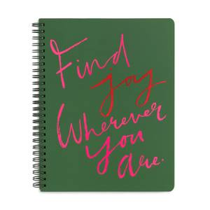 Ban.do Rough Draft Mini Notebook - Find Joy