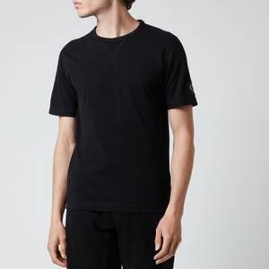Calvin Klein Jeans Men's Organic Cotton Badge T-Shirt - Black