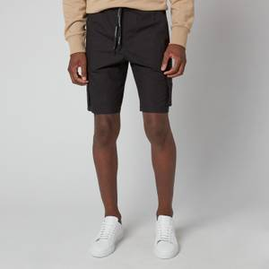 Calvin Klein Jeans Men's Cargo Shorts - Black