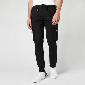 Calvin Klein Jeans Men's Slim Cargo Pants - Black