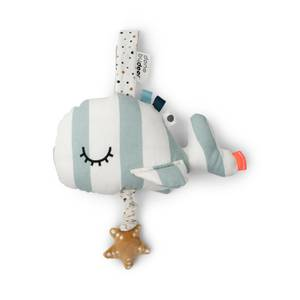 Done By Deer Wally Musical Toy - Blue