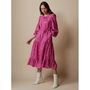 Kitri Women's Alana Floral Dress - Pink Floral
