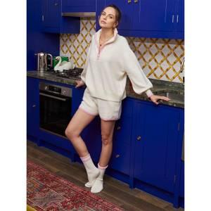 Kitri Women's Harriet Knitted Shorts - Ivory