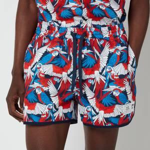 Tommy Jeans Men's All Over Print Running Short - Multi