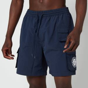 Tommy Jeans Men's Novelty Beach Shorts - Twilight Navy