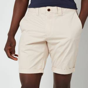 Tommy Jeans Men's Scanton Lightweight Shorts - Smooth Stone
