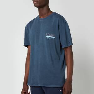 Tommy Jeans Men's Vintage Graphic T-Shirt - Twilight Navy