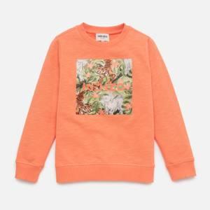 KENZO Boys' Loevan Sweatshirt - Orange