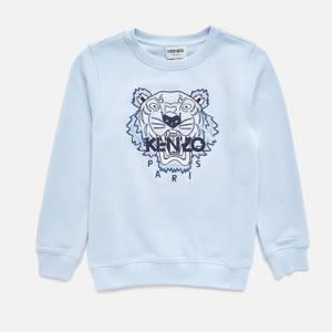 KENZO Boys' Tiger B Sweatshirt - Light Blue
