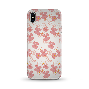 Floral Retro Phone Case for iPhone and Android