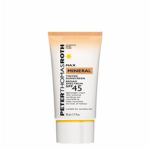 Peter Thomas Roth Max Mineral Tinted Sun Cream SPF45 1.7 fl. oz