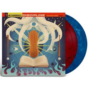 iam8bit - Blaseball: Discipline 2xLP (Red and Blue Marble)