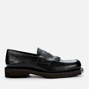 Our Legacy Men's Loafers - Black Army Grain