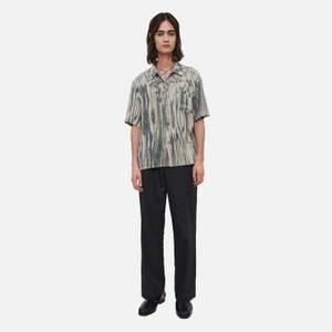 Our Legacy Men's Short Sleeve Box Shirt - Hanabi Print