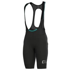 Alé R-EV1 K-ColdBlack Bib Shorts