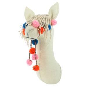 Fiona Walker England Llama Hanging Head
