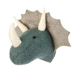 Fiona Walker England Mini Triceratops Hanging Head