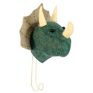 Fiona Walker England Triceratops Hook
