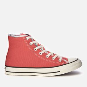 Converse Women's Chuck Taylor All Star Summer Fest Patch Hi-Top Trainers - Pink