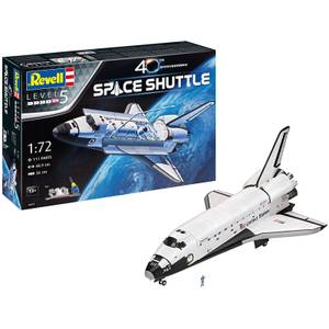 Gift Set Space Shuttle 40th Anniversary - 1:72 Scale