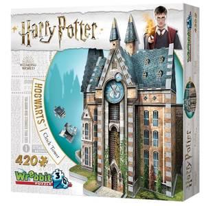 Harry Potter: Hogwarts Clock Tower Puzzle (420 Pieces)