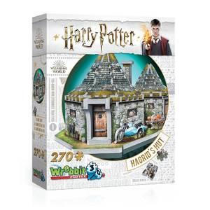 Harry Potter: Hagrid's Hut 3D Puzzle (270 Pieces)
