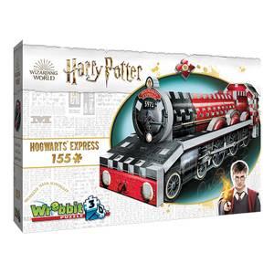 Harry Potter: Mini Hogwarts Express 3D Puzzle (155 Pieces)