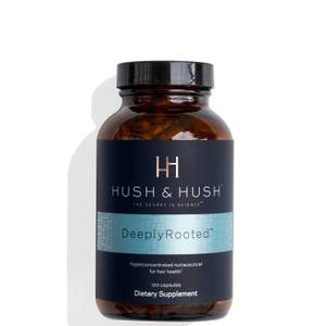 Hush & Hush Deeply Rooted Hair Supplement 120 Capsules