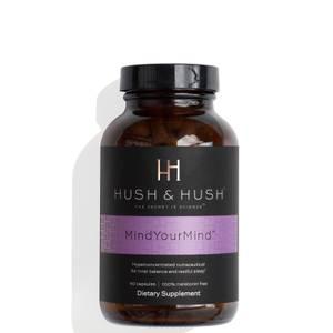 Hush & Hush Mind Your Mind Sleep Supplement 60 Capsules