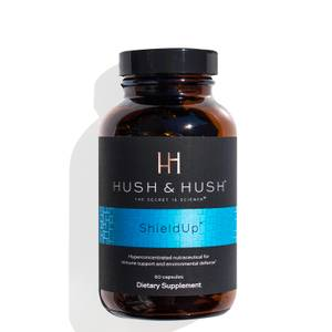 Hush & Hush ShieldUp Immunity Supplement 60 Capsules