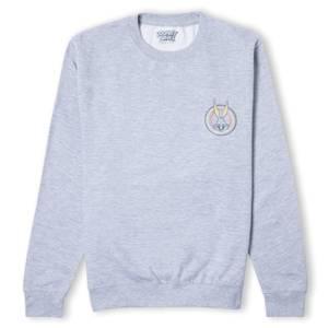 Looney Tunes Bugs Bunny Unisex Sweatshirt - Grey