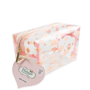 The Vintage Cosmetic Company Make-up Bag - Pink Cloud